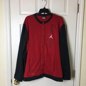 Jordan dri-fit jacket
